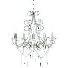 chandelier plastic crystals 5 light classic crystal plug in chandelier silver plastic chandelier crystals chandelier plastic crystals