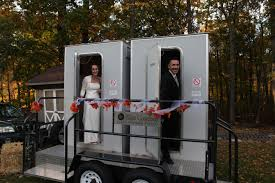 bathroom trailers. Johnny On The Spot Emerald II Luxury Restroom Trailer Wedding Bathroom Trailers T