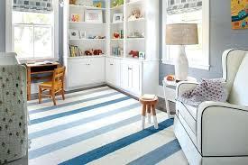 blue nursery rug white and blue boy nursery with l shaped bookcase blue baby rug blue nursery