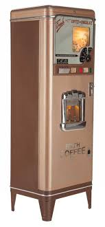 How To Operate Coffee Vending Machine Gorgeous 48 COIN OPERATED VINTAGE COFFEE VENDING MACHINE 48t