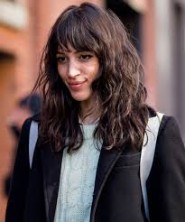 Hairstyle Bang these fashion girls will convince you to get bangs 7828 by stevesalt.us