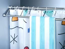 double shower curtain rod bath towel rods double shower curtain rod double rod within dual shower double shower curtain rod double curtains rods satin
