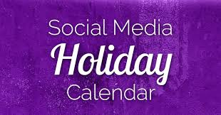 social a holidays you need in 2021