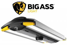 big ass light led garage light delivers a whopping 13 000 lumens is built around a