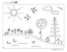 th day coloring pages