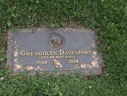 Gwendolyn Davenport (1947-2008) - Find A Grave Memorial