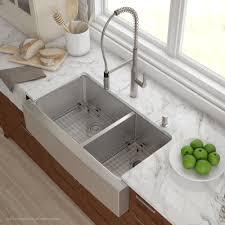 Kraus Khf203 36 Standart Pro Stainless Steel Kitchen Sinks Sinks