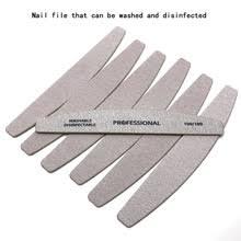 <b>6</b> шт. Профессиональная деревянная <b>пилочка для ногтей</b>, 100 ...