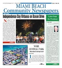 Calaméo - Miami Beach News 7.22.2019