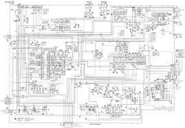 crt schematic diagram auto electrical wiring diagram sony led tv circuit diagram 27 wiring diagram images
