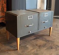 industrial file cabinet within custom vintage with legs in eagle rock los idea 19