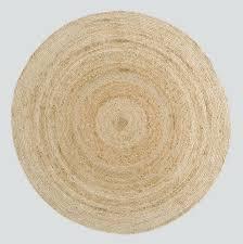 round jute rug australia