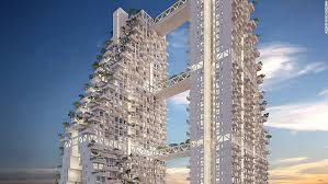 Cool real architecture buildings Luxury Cnncom Moshie Safdie On Singapore Architecture Cnn Travel