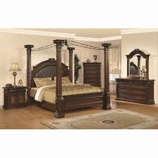 King Size Canopy Bed with Curtains Elegant Bedroom Cheap Bunk Beds ...