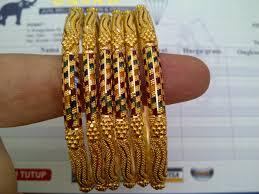 22k gold india dubai bangles set