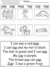 reading for kindergarten worksheets – killarneyhomes.co