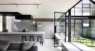 polished concrete floor loft. Architects EAT Creates Modernist Chocolate Factory Loft In Fitzroy, Australia Polished Concrete Floor