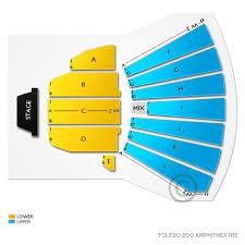 Okc Zoo Amp Seating Chart Toledo Zoo Amphitheatre Tickets