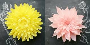 Make Crepe Paper Flower Flower With Crepe Paper Zlatan Fontanacountryinn Com
