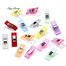 Online Buy Wholesale machine for quilting from China machine for ... & Sewing Machine Tools 20 PCS Clear Sewing Craft Quilt Binding Plastic Clips  Clamps Pack Sewing Supplies Adamdwight.com