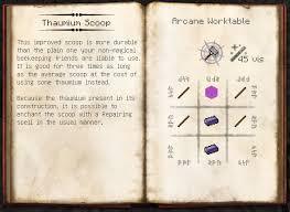thaumcraft 4 2 research cheat sheet thaumium scoop thaumcraft 3 wiki fandom powered by wikia
