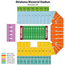 Ou Texas Cotton Bowl Seating Chart Ou Football Stadium Seating Chart Best Picture Of Chart