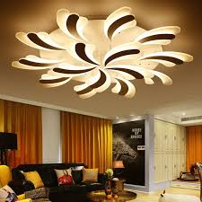led home interior lighting. Modern Art LED Home Ceiling Lamp Commercial Decoration Interior Lighting 90-265V Free Shipping Led F