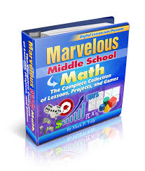 the complete collection of lessons projects and for middle school math