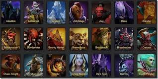 most popular dota 2 heroes of all time