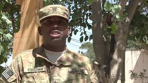 DVIDS - Video - Sgt. Bernard Fordham