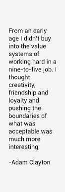Quotes by Adam Clayton @ Like Success via Relatably.com