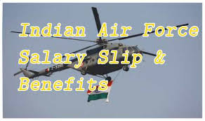 Indian Air Force Salary Chart Indian Air Force Salary Chart Slip Benefits For Pilot
