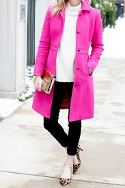 J Crew City Fit Size Chart How To Get By In Winter With A Wool Coat Kelly In The City