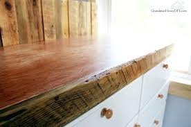 diy wood kitchen countertops how to install a mahogany plywood counter tops do it yourself with plywood poly diy wood plank kitchen counter