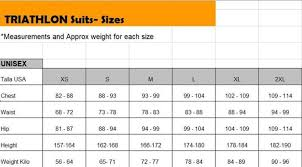 Picasso Wetsuit Size Chart Cheetah 53mm Super Stretch Skin Triathlon Wetsuit In Renmore