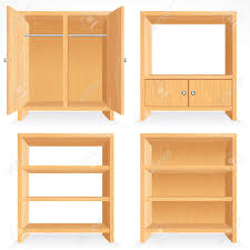 Bookcase Clipart Empty Closet Pencil And In Color Clip Art Closet