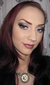 tuape silver lilac and gray eye makeup look tutorial