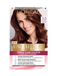 Garnier Color Naturals Shades Chart Mahogany Brown Hair Colour 5 5 Natural Mahogany Brown