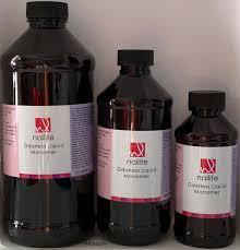 nailite professional odorless monomer low odor