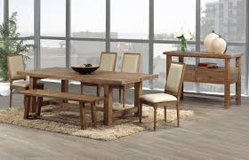 rustic modern dining room chairs. Modern Rustic Dining Table | Silo Christmas Tree Farm With Regard To Room And Chairs N