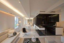 kitchen mood lighting. Contemporary Apartment With LED Mood Lighting Kitchen T