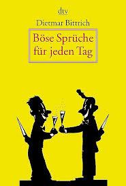 Böse Sprüche Für Jeden Tag Buch Bei Weltbildde Online Bestellen