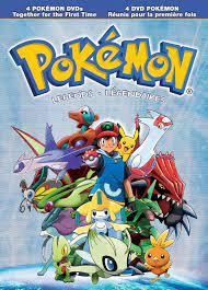 Buy Pokemon Legends Pokemon 4ever / Pokemon Heroes: The Movie / Pokemon  Jirachi: Wish Maker / Pokemon Destiny Deoxys Online in Turkey. B003TNVZRC