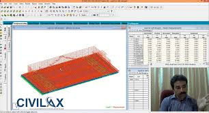 Small Picture Design of Water Retaining Structures using STAADPro Civil