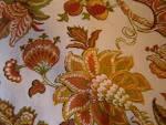 Jacobean Era Fabric