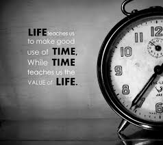 value of time living happily flore leng value of time