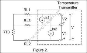 oil and gas engineering 2 wires 3 wires or 4 wires rtd to compensate the resistance of the wires of the rtd to the transmitter we should use another wire to subtract it from the voltage drop equation
