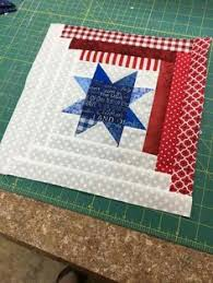 Free Quilt Patterns: Free Patriotic Quilt Patterns | Patriotism ... & Red, White, and Blue Star block Adamdwight.com