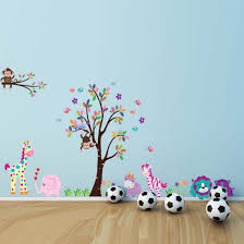 childrens wall art stickers uk