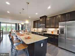 tons of upgrades included massive kitchen island incredible open plan home office large bru0027s ultimate cabinets office house a40 kitchen